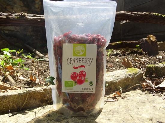 Cranberry Canneberge
