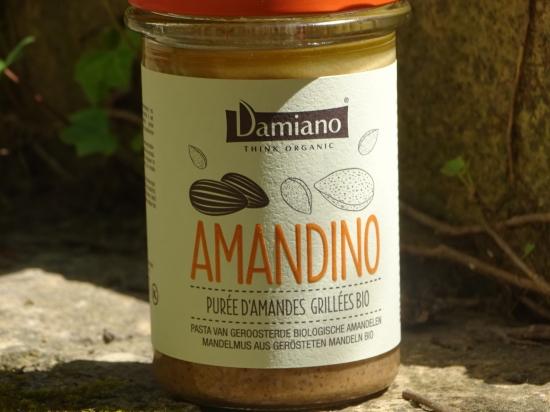 Purée Amandes Grillées - Amandino