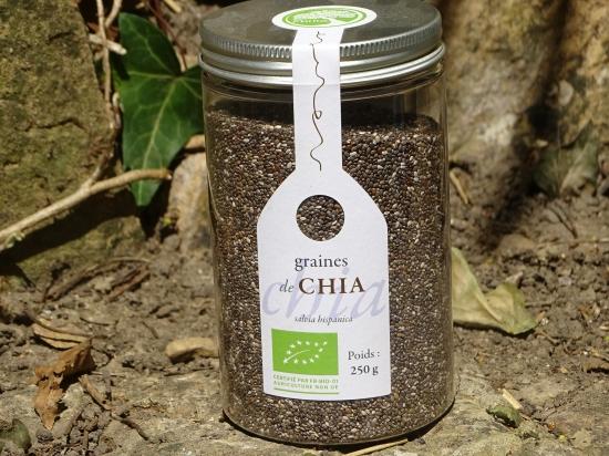 Graines de Chia
