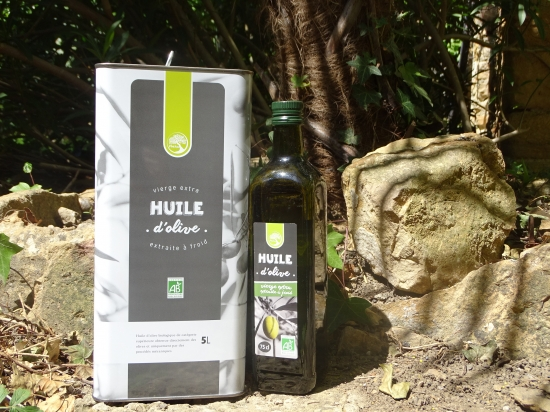 Huile Olive Extra - Tunisie