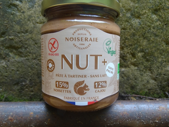 Pâte à Tartiner Nut+