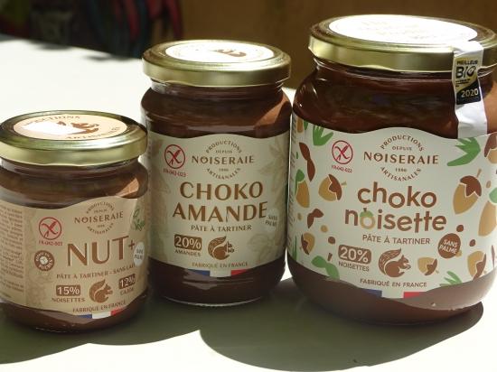 Pâte à tartiner Choko Noisettes