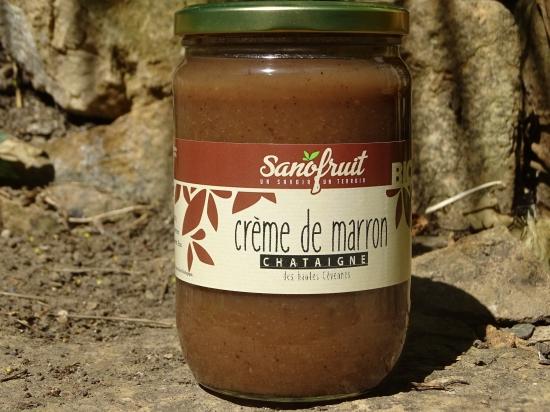 Crème de marron d'Ardèche