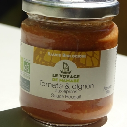 Sauce Tomates & Oignons Rougail