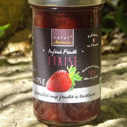 100 % Fruits à tartiner - Fraise