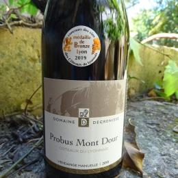 """AOC Coteaux du Lyonnais """"Probus Mont Dour"""""""