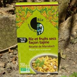 Riz Fruits secs-Tajine