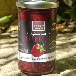 100 % Fruits à tartiner - Framboise