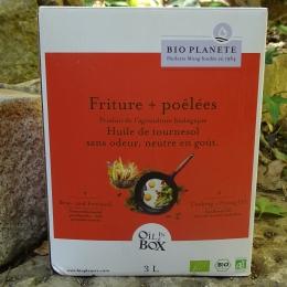Huile Cuisson - Bag In Box  - Bio Planète