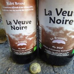 """Bière Brune """"Veuve Noire """""""