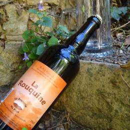 """Bière Rousse """"La Rouquine"""""""