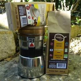 Café Colombie - Moulu