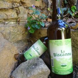 """Bière Blonde """"Biscanna"""""""