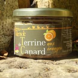 Terrine de Canard à l'Orange