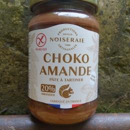 Pâte à tartiner Choko Amande