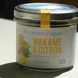 Tartare Wakame Citron