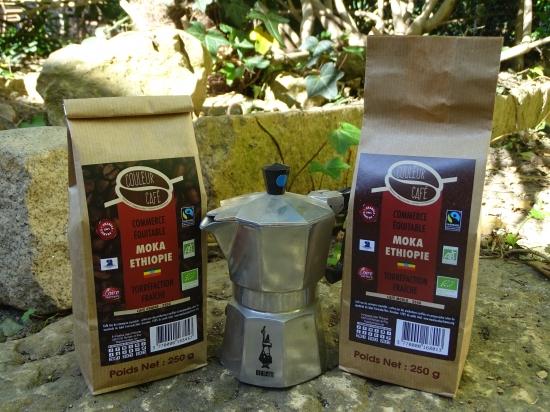 Café Moka - Grains