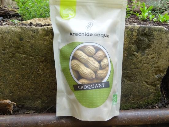 Arachide Coque