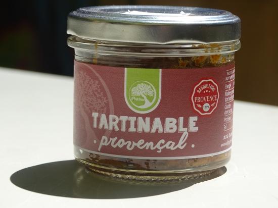 Tartinable Provençal