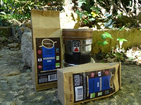 Café Honduras - Moulu