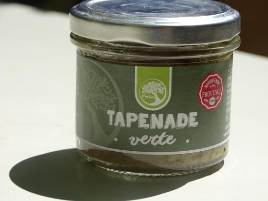 Tapenade Verte