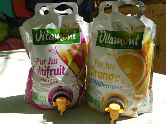 Jus de multifruits - 3 L