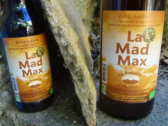 """Bière Ambrée """"Mad Max"""""""