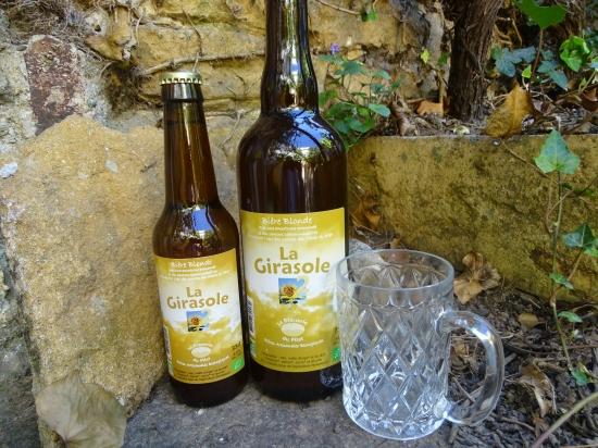 "Bière Blonde ""Girasole"""