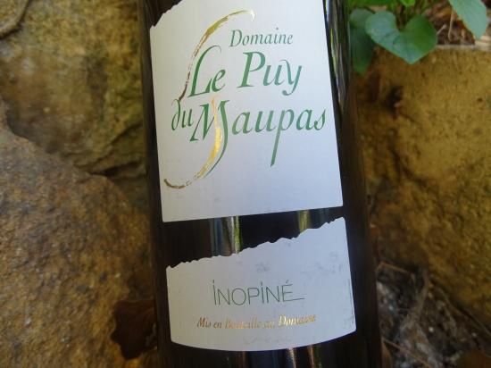 """AOC Côtes du Rhône """"Inopiné"""""""