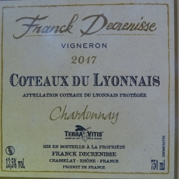 AOC Coteaux du Lyonnais