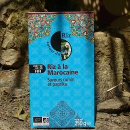 Riz à la marocaine