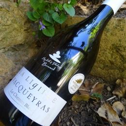"AOC Vacqueyras ""Le Chemin Blanc"""