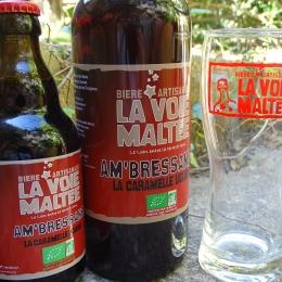 """Bière Ambrée """"Ambressane"""""""