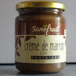 Crème Marron Vanillée