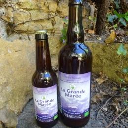"""Bière Blonde """"Grande Marée"""""""