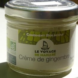 Crème de Gingembre