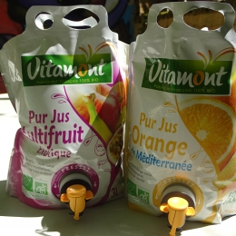 Jus de multifruits - 3 L