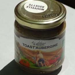 Toast Aubergine