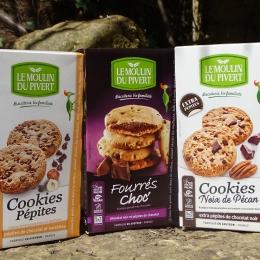 Cookies Noix de Pécan