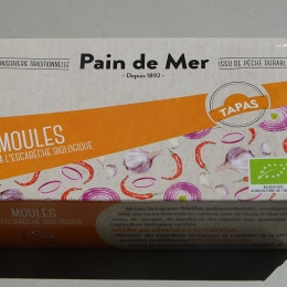 Moules Escabèche