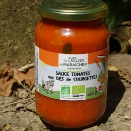 Sauce Tomate Courgette